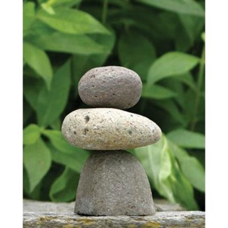 3-Stone Cairn 5h inch. Pg.54 - On Sale 50 percent off original price 14.4