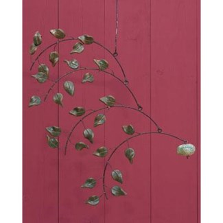 Green Leaf Mobile 23x30.5 inch. Pg.57 - On Sale 50 percent off original price 27