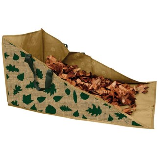 Leaf collector. PP, polyester. 80,5x55,0x40,5cm. 35% off original price of $6.50