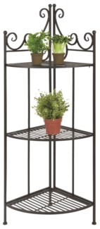 Etagere 1/4 folding - (12.2x12.1x44.9 inches)