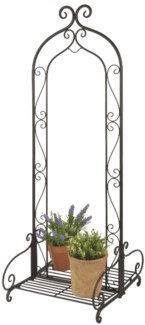 Plant stand folding - (17.3x18.1x52.2 inches)