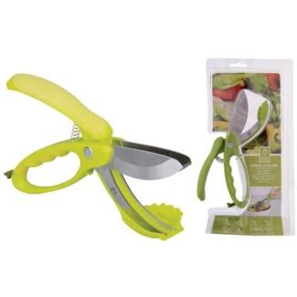 Salad scissor. SS/Plastic. 12.7x6.3x2.8inch.FD 11/29/2016  30 percent off original price 13.50