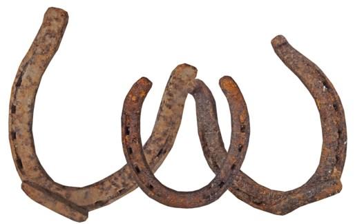 Antique Horshoes, Various Sizes