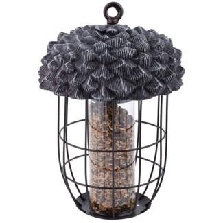 Acorn silo feeder - 7.95x7.95x28.9