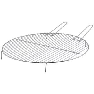 BBQ grill for firebowl S. Carbon steel. 52,0x51,5x5,4cm. oq/6,mc/24
