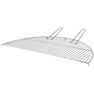 BBQ grill for firebowl L. Carbon steel. 72,5x36,5x2,3cm. oq/6,mc/24