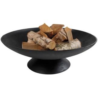 Fire bowl XL. Cast iron. 77,5x77,5x26,0cm. oq/4,mc/24 *ON SALE 40% off original price: $189.90