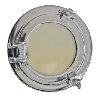 Porthole Mirror,11inch. Aluminum