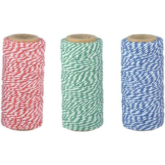 Garden rope 3 assortment - 2.25x2.25x4.5 inches