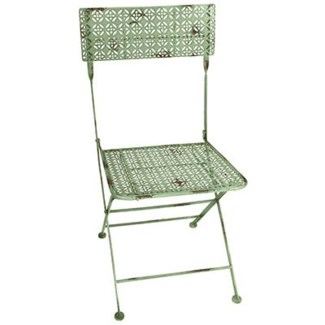 IH Foldable chair. Metal. 44,3x50,3x87,0cm. oq/4,mc/2 Pg.106