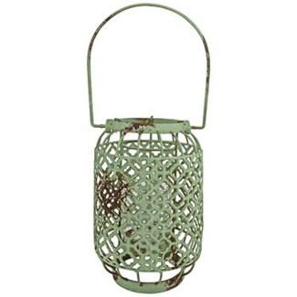 IH Lantern S. Metal, glass. 17,1x15,8x23,6cm. oq/12,mc/12