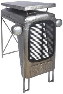Tractor table grey. Metal. 100,0x67,0x104,0cm. oq/1,mc/1 Pg.107