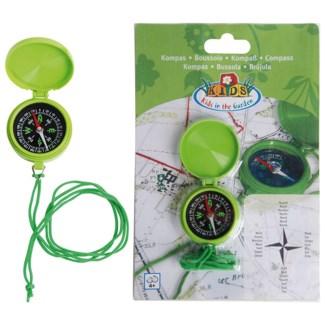 Compass. ABS, nylon. 4,7x1,7x5,7cm. oq/24,mc/144 Pg.102