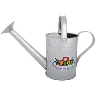 Zinc Watering Can. Zinc. 33,4x12,9x22,8cm. oq/12,mc/24 Pg.101