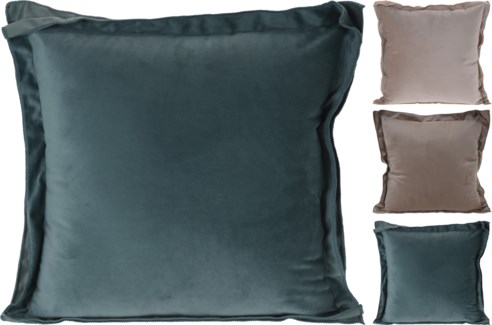 ASH504510-Treasure Velvet Cushion, 3/Asst,  Polyester, 18 in