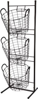 HX9000340 - Display Rack 3 Baskets