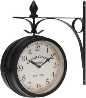 HX9900100 - Wall Clock 13x3.5x13 inches