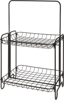HX9000500 -  Shelf Rack Metal, 14x14x24inches - ON SALE 50 percent off original price 39.99