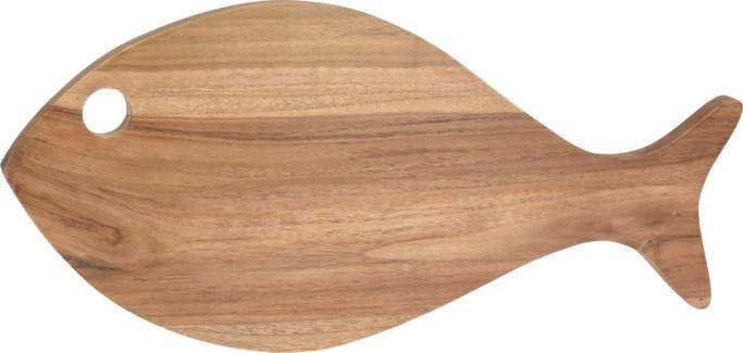 J11200170 Fish Cutting Board Large, 20x9x0.6