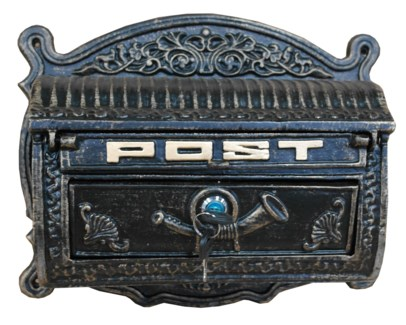 Wall Mailbox Bronze 14.6x5x11.8inch On Sale 50% off original price of $79.00