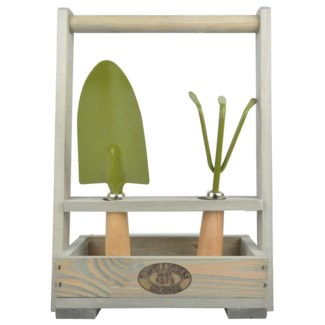 Tool carrier with 2 tools - 11x5.5x14.5 inches