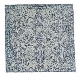 Sample Greece Blue Carpet, 18x18