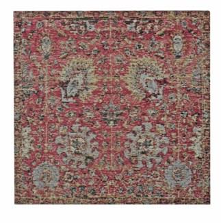 Sample Jose Rose Carpet, 18x18