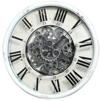 Vintage Gear Wall Clock19.69x5.31x19.69inches On sale 30% off original price of $149.00