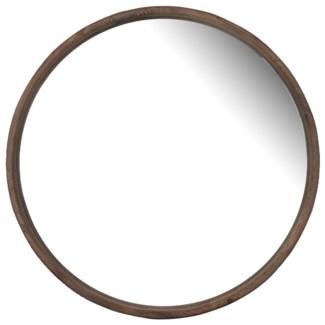 Thayne Round Wall Mirror 27.5 X 2 X 27.5   SPRING 2017