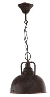 Hanging Lamp, Metal D10x11inch. 1EA/CTN
