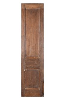 RS-36590 Vintage Large Door Panel, Brn 22x2x96 inches