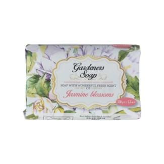 Gardener s Soap & Display - 24 assorted (8 of each Lavender, Jasmine or Rose Blossom) - (3.5x2.5x1.