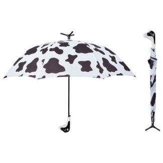 Umbrella cow. Pongee, ABS, iron. 98,0x98,0x76,5cm. oq/12,mc/36 Pg.114