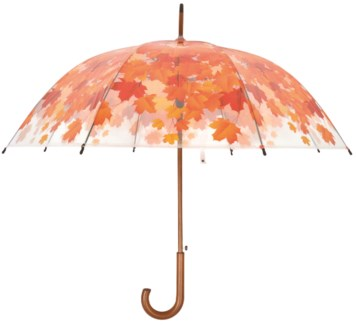 Umbrella tree autumn - (37.2x37.2x34.8 inches)