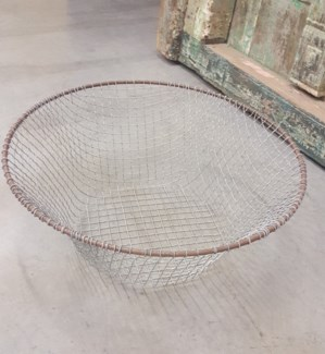Antique German Wire Basket    , From Germany 1880