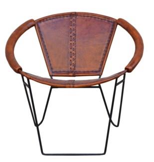 Circle Chair, 27x31x28 inches