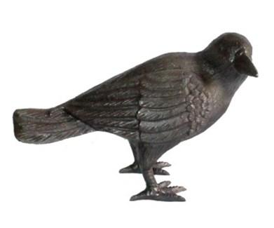 crow, head to side 11x4x6.5inch