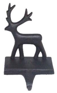 Deer Christmas Stocking Hanger 4.9x3.9x7.8inch.