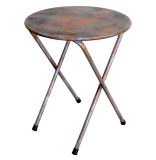 Bistro Table Round.21.65x17.91x17.9  30percent off original price $59.50
