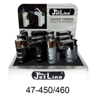 Jetline Triple Torch 12/DSP