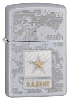 US Army, Engraved