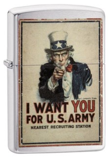 I Want You, US Army