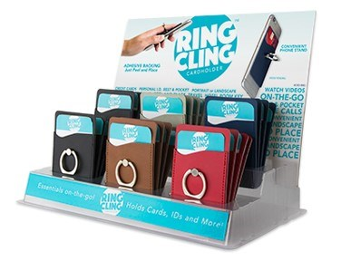 Card Cling Ring Holder 24 DP