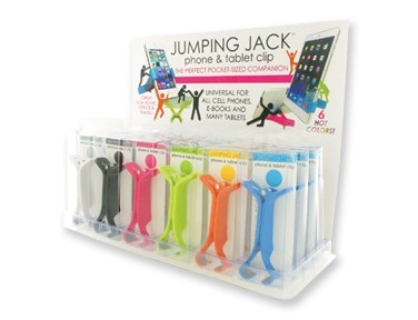 Jumping Jack Phone & Tablet Clip 24 DP