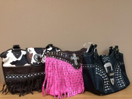 Closeout Bling Purses