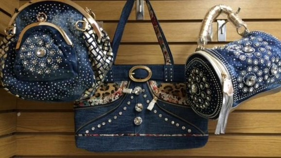 Asst. Jean Purses  **Discontinued**
