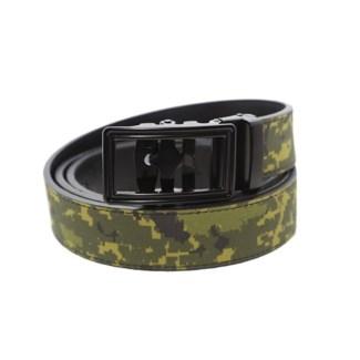 Quick Click Military Camo Belt  LG
