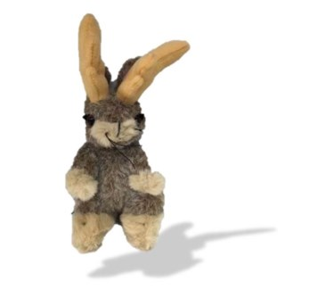 Small Plush Jack Rabbit