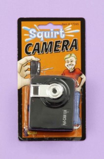 Squirt camera**Discontinued**