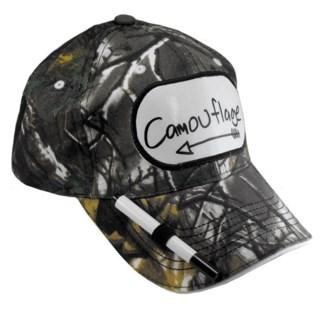 Dry Erase Billboard Cap Camo